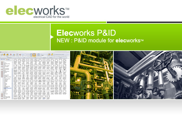 Elecworks P Id Easy Design Of P Id Projects